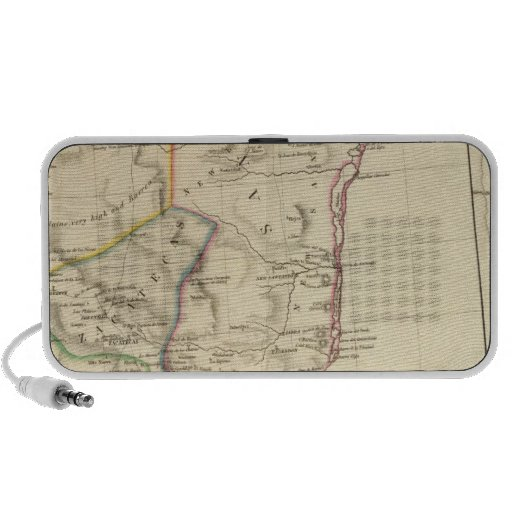 Indian Settlements in Mexico Portable Speaker