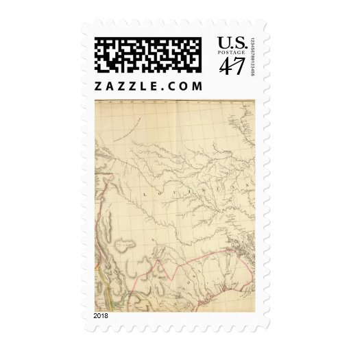 Indian Settlements in New Mexico Stamp
