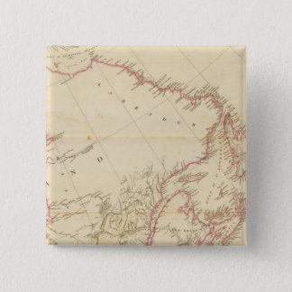 Indian Settlements in North America 2 Pinback Button