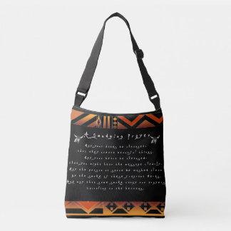 Indian Smudging Prayer Crossbody Bag