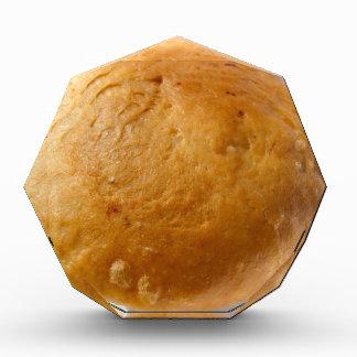 Indian snack food, oily acrylic award