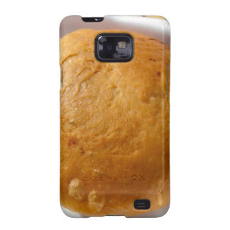Indian snack food, oily galaxy SII case