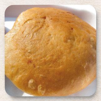 Indian snack food, oily beverage coasters