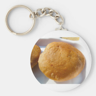 Indian snack food, oily key chains