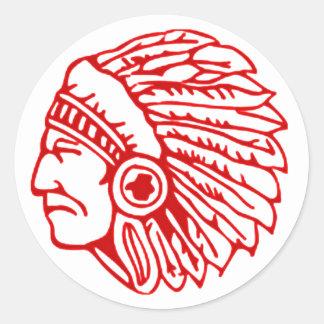 Indian Sticker
