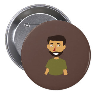 Indian Style Button