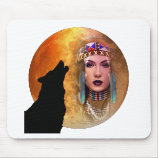 Indian Summer Mouse Pad