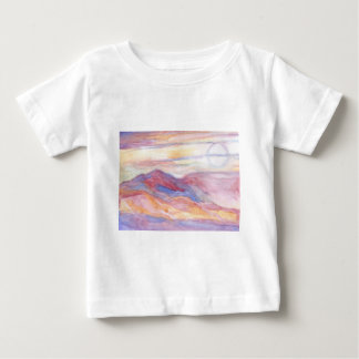 Indian Summer Sky Baby T-Shirt