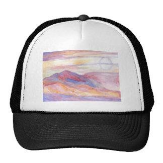 Indian Summer Sky Trucker Hat