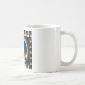 Indian Temple : Diwali Decorations Classic White Coffee Mug