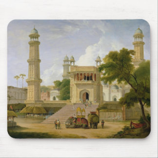 Indian Temple, said to be the Mosque of Abo-ul-Nab Mouse Pad