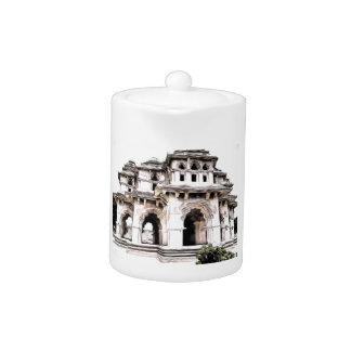 Indian Temple Teapot