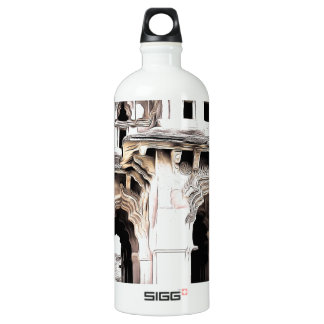 Indian Temple Water Bottle