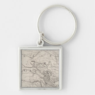 Indian Territory Keychain