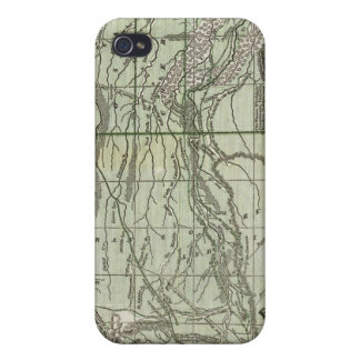 Indian Territory, Northern Texas and New Mexico iPhone 4/4S Cover