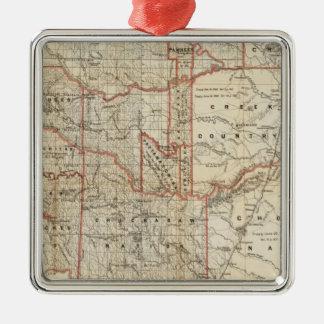 Indian Territory Ornament