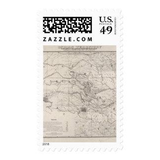 Indian Territory Stamp
