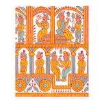 indian textile 1 customized letterhead