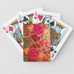 Indian Texture Playing Cards