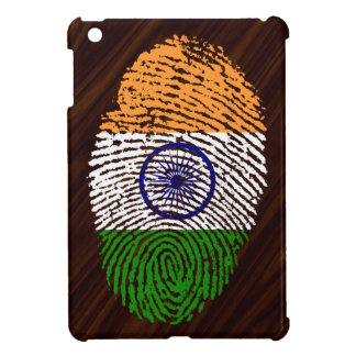 Indian touch fingerprint flag iPad mini cover