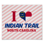 Indian Trail, North Carolina Posters