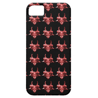 Indian Tribal Mask Pattern iPhone SE/5/5s Case