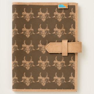 Indian Tribal Mask Pattern Journal