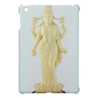 Indian TriDevi Ivory Statue Art Speck iPad Case