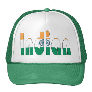 Indian Trucker Hat
