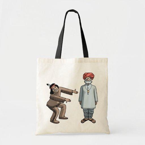 Indian v. Indian Bag