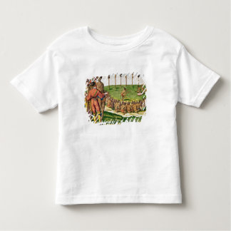 Indian Victory Ceremony, from 'Brevis Toddler T-shirt