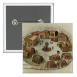 Indian Village of Pomeiooc Pin
