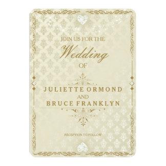 Indian Wedding III - Invitation Card