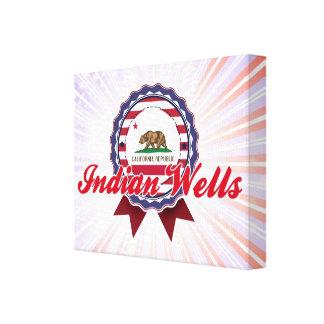 Indian Wells, CA Impresion De Lienzo