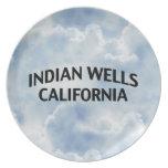 Indian Wells California Platos De Comidas