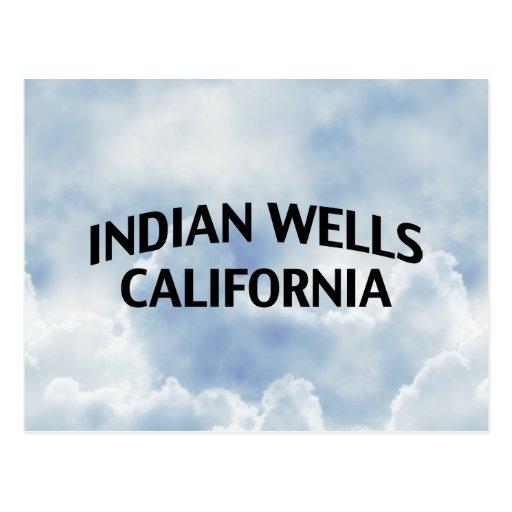 Indian Wells California Postal