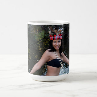 Indian Woman Dancing Coffee Mug