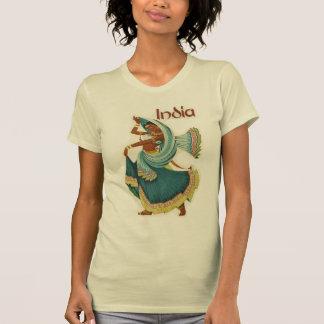 Indian woman t shirt