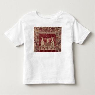 Indian woman with European traders, Madras Toddler T-shirt