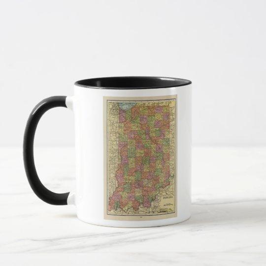 Indiana 10 mug