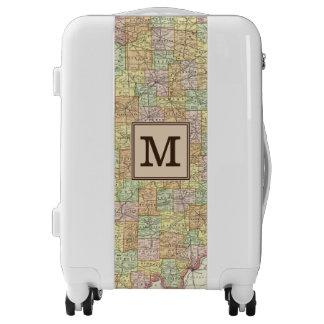 Indiana 11 | Monogram Luggage