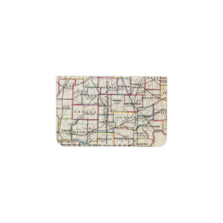 Indiana 2 business card holder