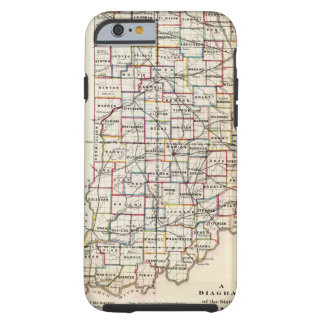 Indiana 2 tough iPhone 6 case