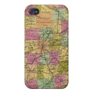 Indiana 3 iPhone 4/4S case