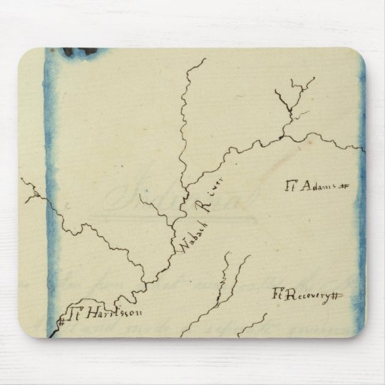 Indiana 4 mouse pad
