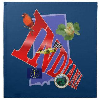 Indiana American MoJo Napkin