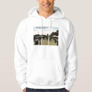 Indiana Ave Boardwalk, Atlantic City Vintage Sweatshirt