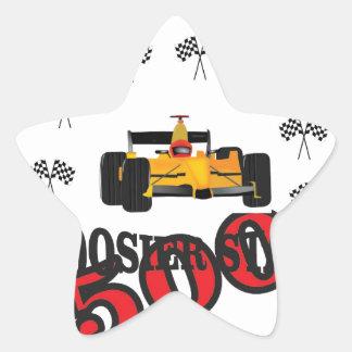 Indiana baby star sticker