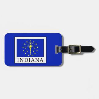 Indiana Bag Tag