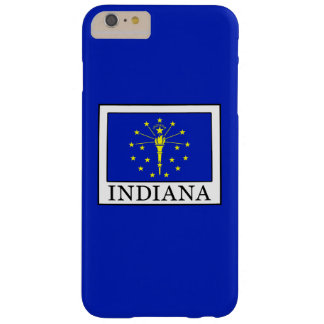 Indiana Barely There iPhone 6 Plus Case